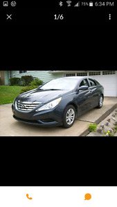 2011 Hyundai Sonata GL Sedan One Owner, low kms