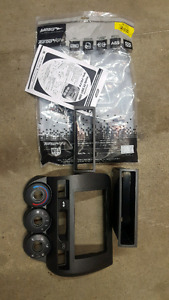 2007-2008 Honda fit (GD3) stereo dash kit with harness