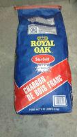 """CHARBON DE BOIS FRANC """"ROYAL OAK"""" STAR GRILL 4KG (3 SACS)"""