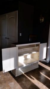 VINTAGE Hooiser and /OR Cupboard top