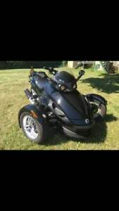 2012 Can-Am Spyder RS SM5