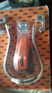 KTM PRO BEND ALUMINUM HANDGUARDS, 85 SX 105 SX, 65SX U6951381