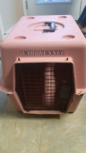 Dog or Cat Kennel   Dimensions 20 inches x 16 inches x 18 inches