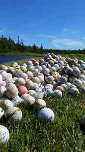 Golf Balls - Looking for Used Golf Balls