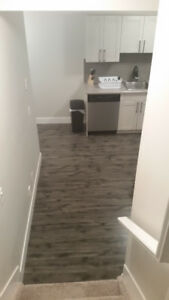 One room for rent in a two bedroom basement for Feb *asap*