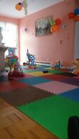 REGISTERED FAMILY DAYCARE PONT-VIAU LAVAL 02 PLACES AVAILABLE