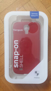 Samsung Galaxy S4 Targus Snap-On Shell - Red
