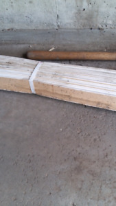 White baseboard bundle