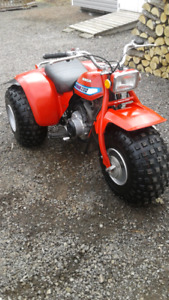 1980 trike 200 $2200.00 firm Riverview