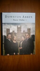 Downton Abbey Snow Globe by Book & Merchandise Book