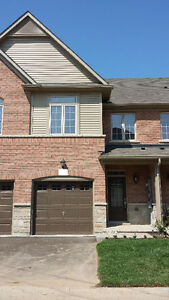 Grimsby Executive Townhome with Lake View For Rent