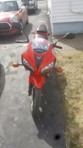 2008 cbr 125cc trade 4x4 quad or something of interest