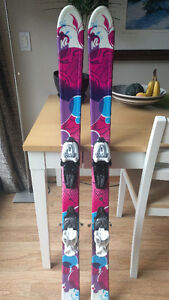 ~110cm K2 Kid's Skis w/ Marker Bindings
