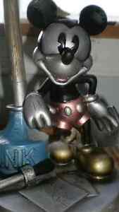 Mickey Mouse Hampton Bay Lamp Cambridge Kitchener Area image 2