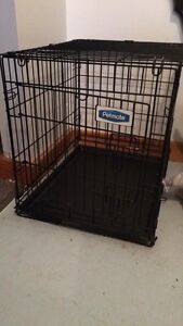 Dog kennel for medium sized dogs