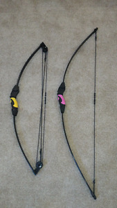 Kid's Bow and Arrows (Archery Equipment)