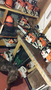 Stihl Chainsaws, tools, parts & more