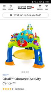 O Ball Bounce O Bunch Activity Centre