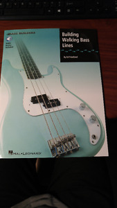 Building Walking Bass Lines by Ed Friedland