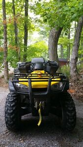 2005 Honda 350 Fourtrax Peterborough Peterborough Area image 1