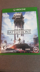 Starwars Battlefront Xbox One