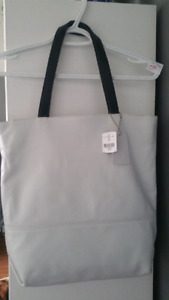 Daniel white leather purse new with tags was $169 asking $85