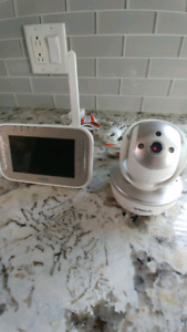 VTECH Video Baby Monitor with Night Vision