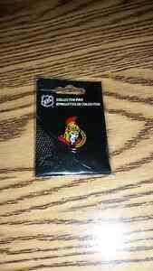 Ottawa Senators Collector Pin