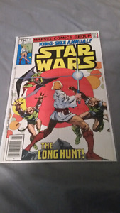 Starwars #1 annual from 1979