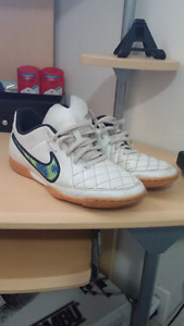 Nike indoor soccer shoes/ size 8.5