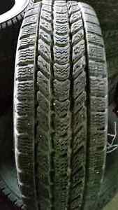 LT 245/75/17 Firestone winter force. hiver