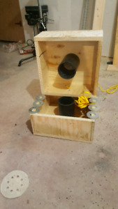 Washer toss sets