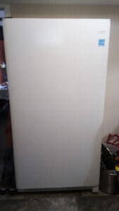 MOVING must sell!! Upright freezer