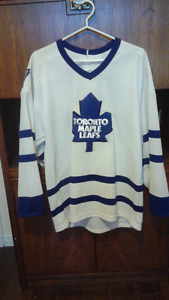 Official Toronto Maple Leafs White Jersey