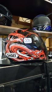 Streetbike Helmets.. I Have a Shoei, an Arai, an Icon and an HJC