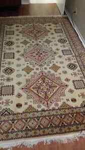 wool and silk handmade persian rug Gatineau Ottawa / Gatineau Area image 1