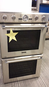 """Thermador 30"""" double wall oven"""