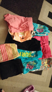 Lot of Girls clothes sizes 4, 5, 6