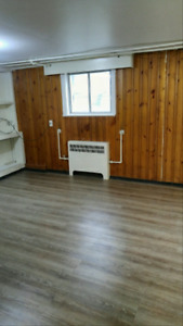 2 bedroom basement (BBY North)