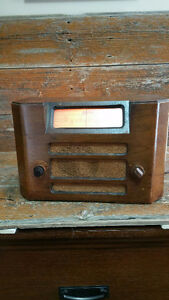 1946 De Forest Electric Radio