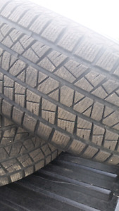 AU Plus Winter Cross Tires 265/65/17