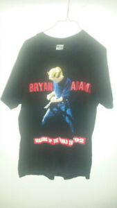 BRYAN ADAMS 1992 CONCERT TOUR T SHIRT