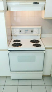 Electric range stove oven 30 inch