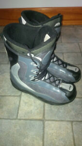 SMX snowboarding boots