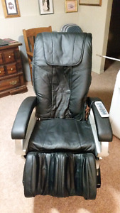 TheraChair Massage Chair in like new condition.