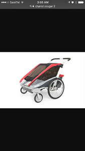 Looking for Chariot Cougar 2 stroller