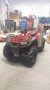 06 honda fourtrax 400