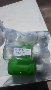 Born free glass bottles