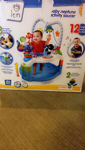 Baby Activity Saucer- Great Condition