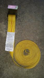 "2""x 25' cargo strap"